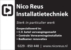 Nico Reus installatietechniek